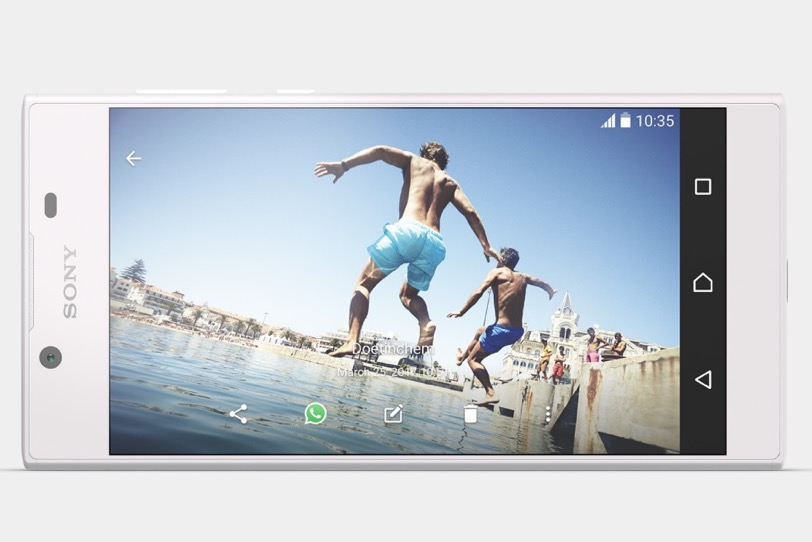 Sony Xperia L1 (מקור: סוני)