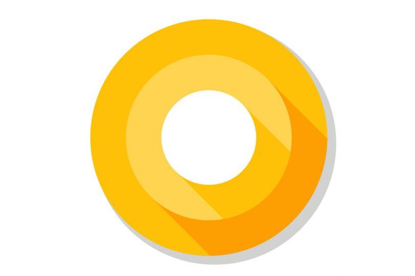 לוגו אנדרואיד O