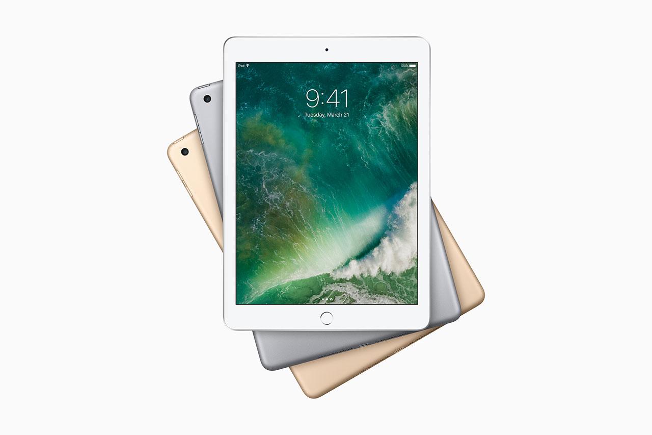 אייפד (2017), תמונה באדיבות Apple