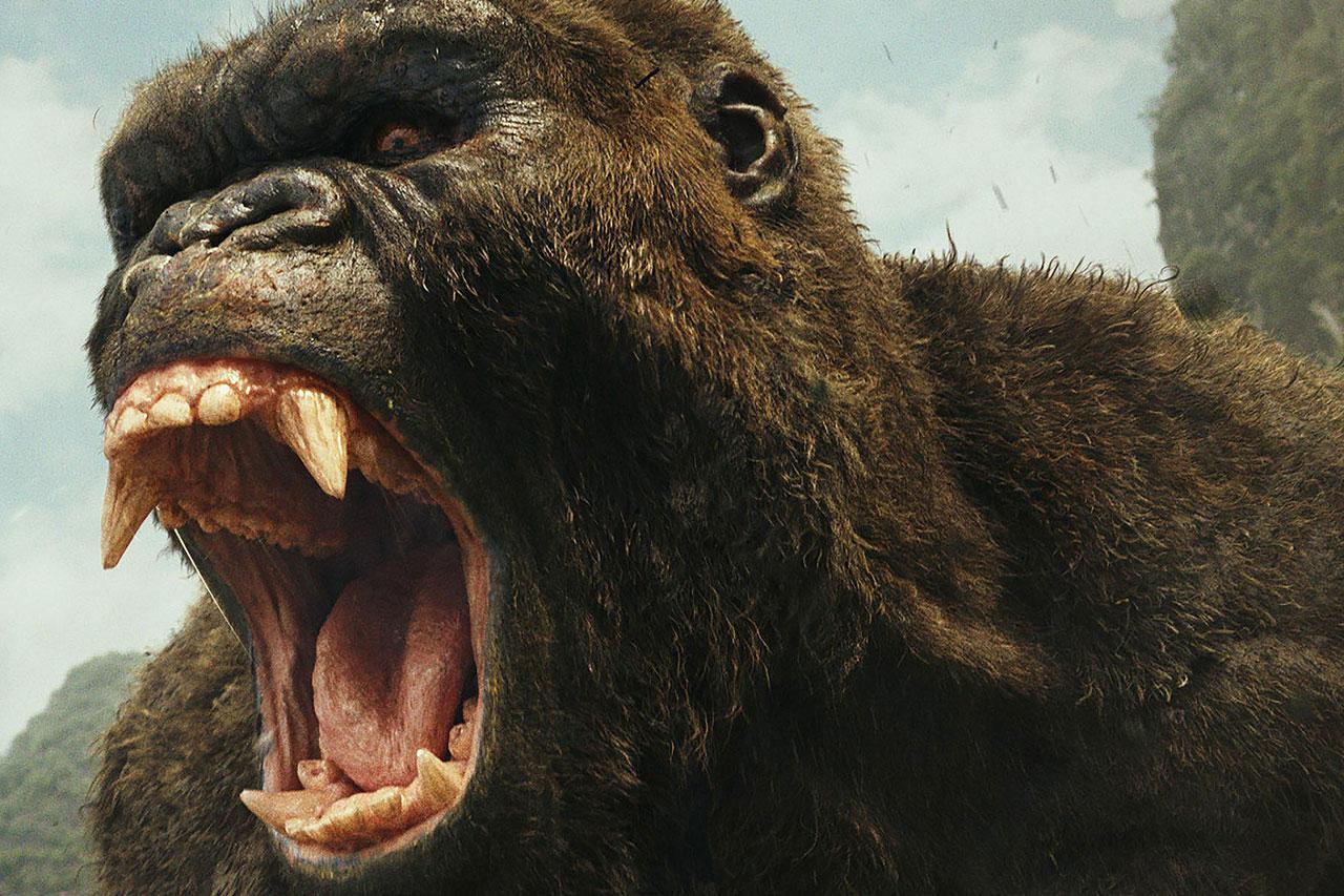 """מתוך """"קונג: אי הגולגולת"""" (תמונה באדיבות Warner Bros.)"""