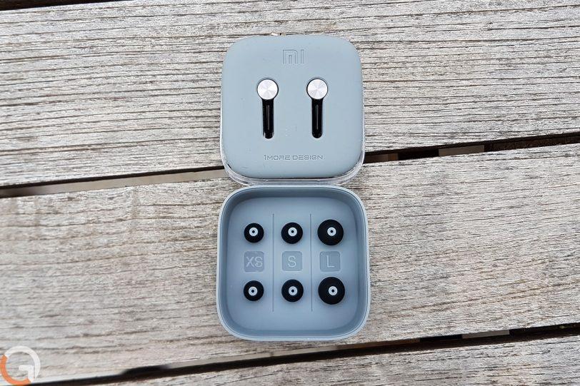 אוזניות Mi In-Ear Headphones Pro HD מבית שיאומי (צילום: רונן מנדזיצקי, גאדג'טי)