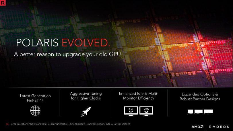 מצגת AMD Polaris