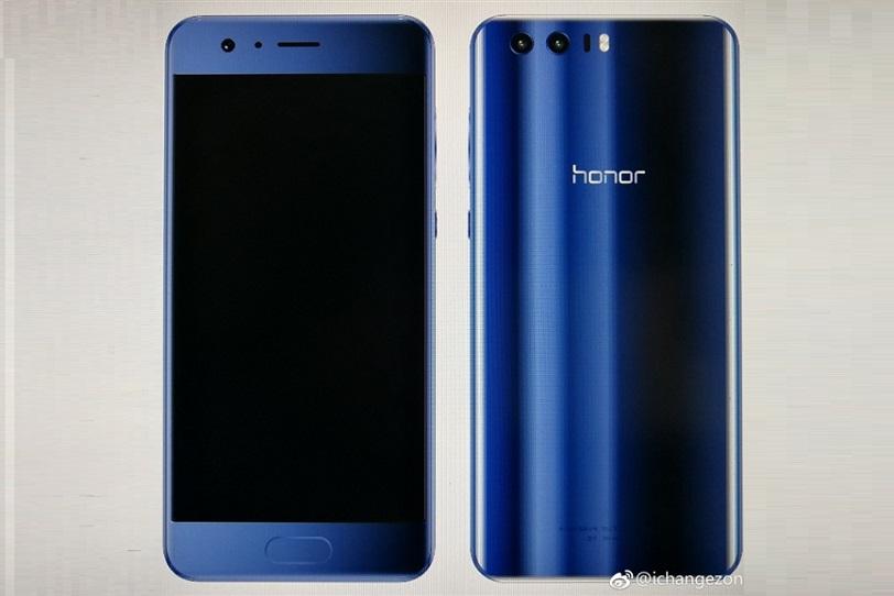 Honor 9 (הדלפה)