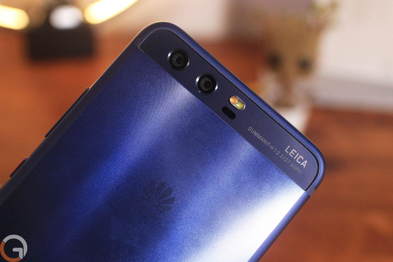 Huawei P10 (צילום: אוהד צדוק, גאדג'טי)