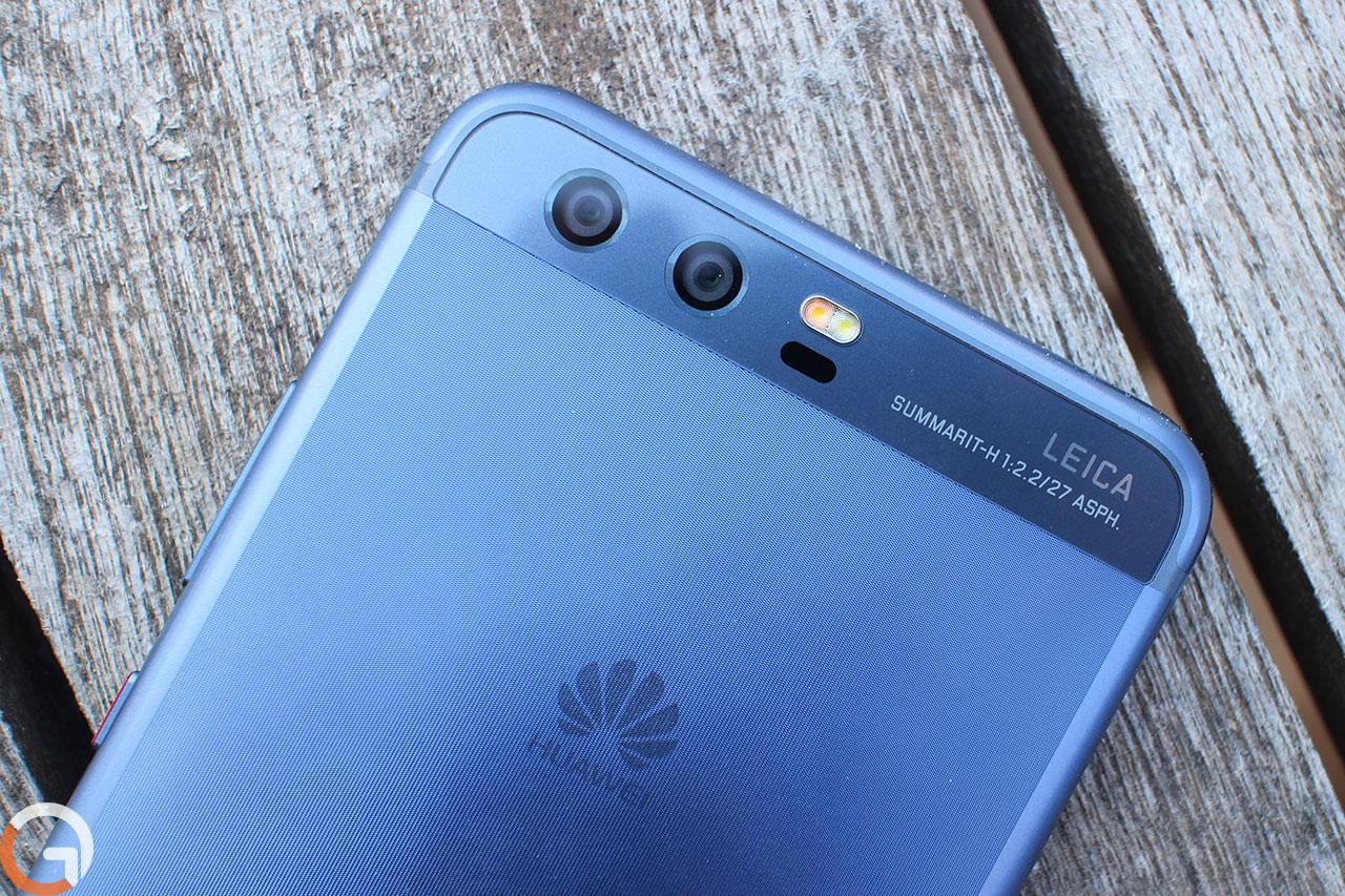 Huawei P10 (צילום: רונן מנדזיצקי, גאדג'טי)