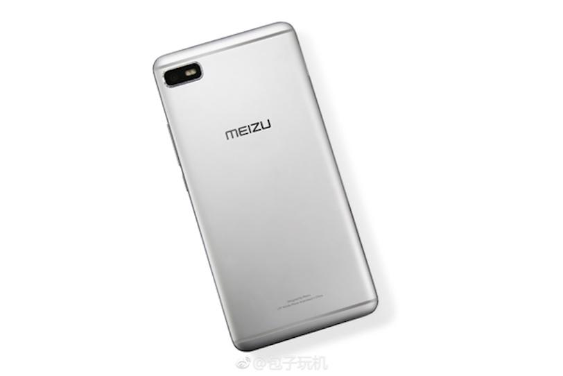 Meizu E2 כפי שדלף לרשת