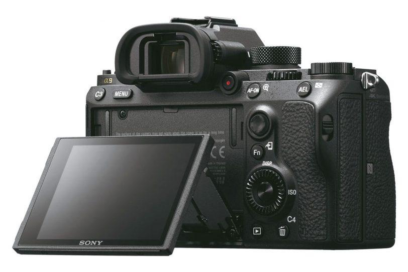 מצלמה ללא מראה Sony a9 (קרדיט תמונה: Sony)