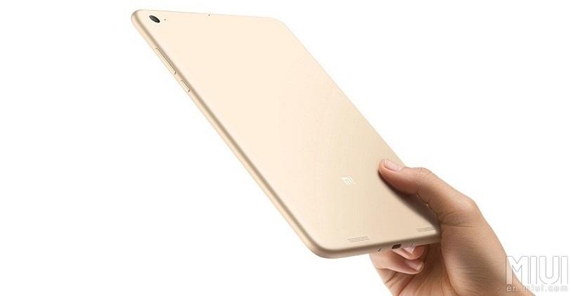 Xiaomi Mi Pad 3 (מקור: שיאומי)