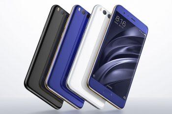 מכשיר הדגל Xiaomi Mi 6 יגיע לישראל בייבוא רשמי בחודש יוני