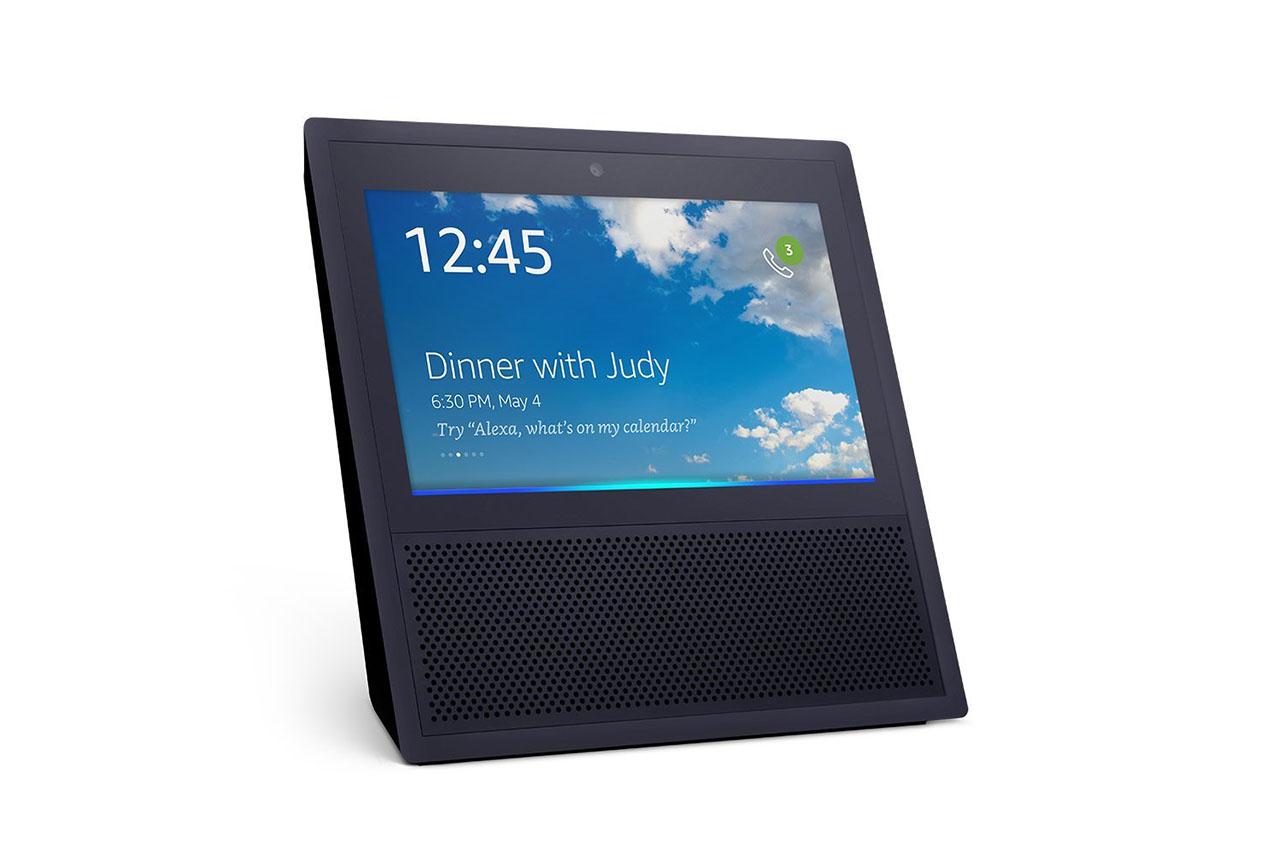 Amazon Echo Show (תמונה: Amazon)