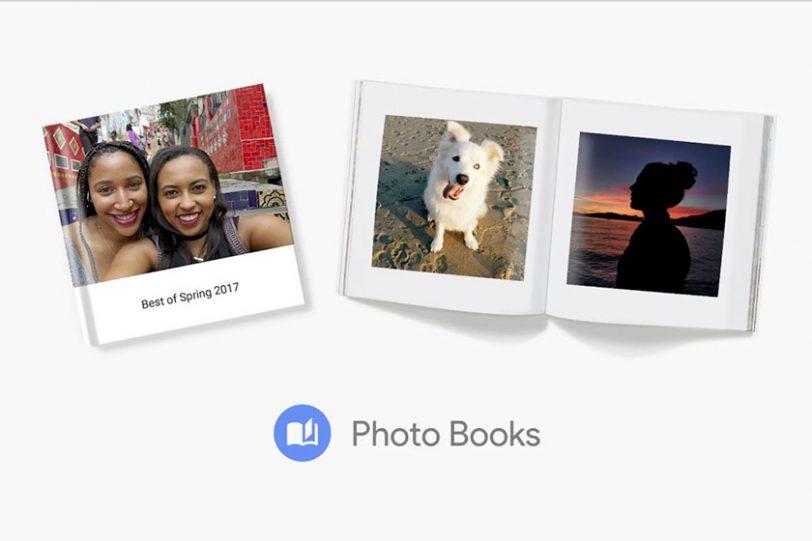 אלבומי Photo Book באפליקציית Google Photos