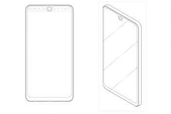 פטנט חדש של LG מציג: כך עשויים להיראות מכשירי הדגל LG V30 ו-G7