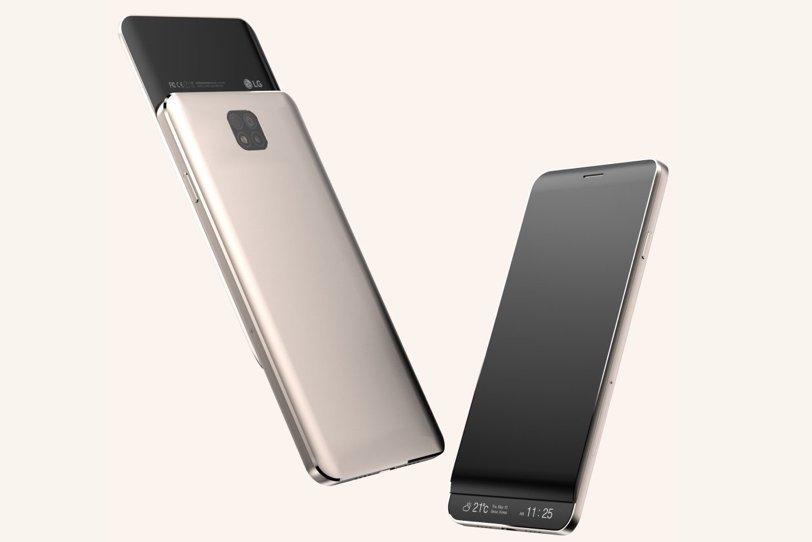 האם כך יראה LG V30?