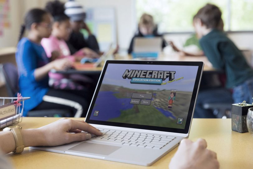 Minecraft Education Edition (תמונה: Microsoft)