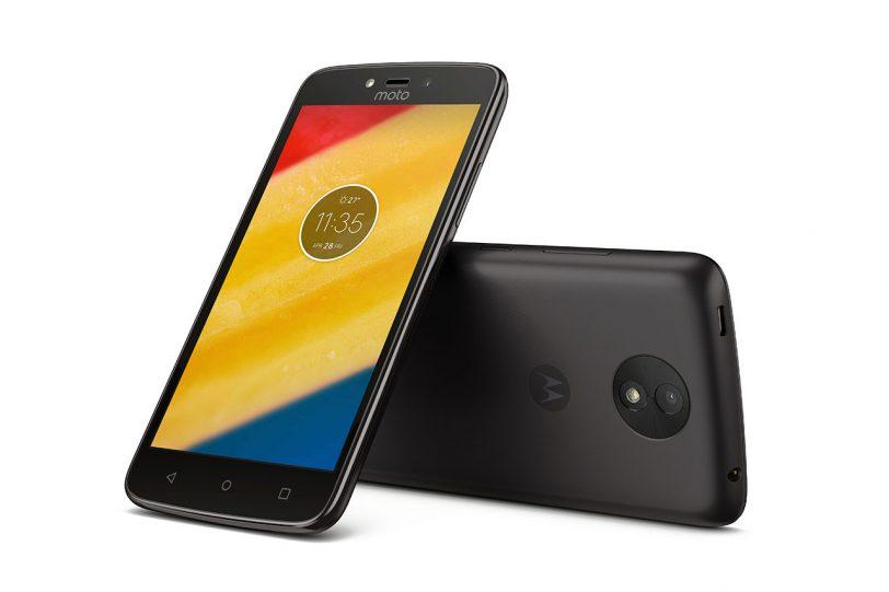 סמארטפון Moto C Plus