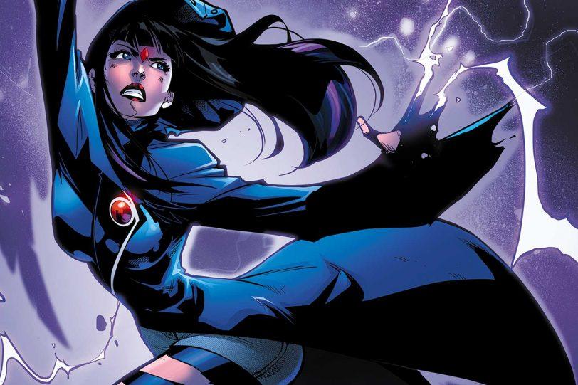רייבן (תמונה: DC Comics)