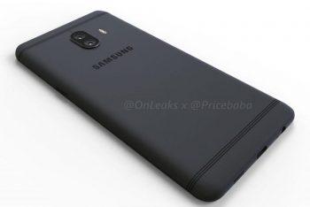 הודלף: זהו ה-Galaxy C10 – הסמארטפון הראשון מבית סמסונג עם 2 מצלמות בבגבו