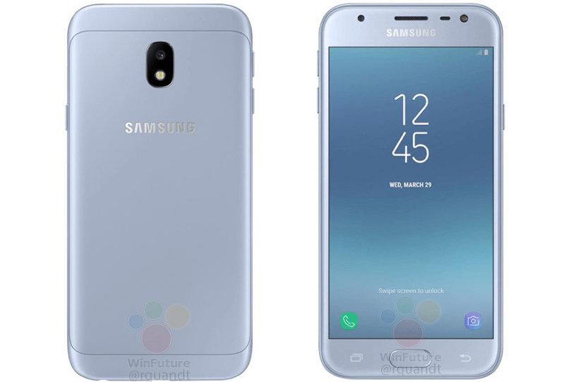 Samsung Galaxy J3 2017 (הדלפה)