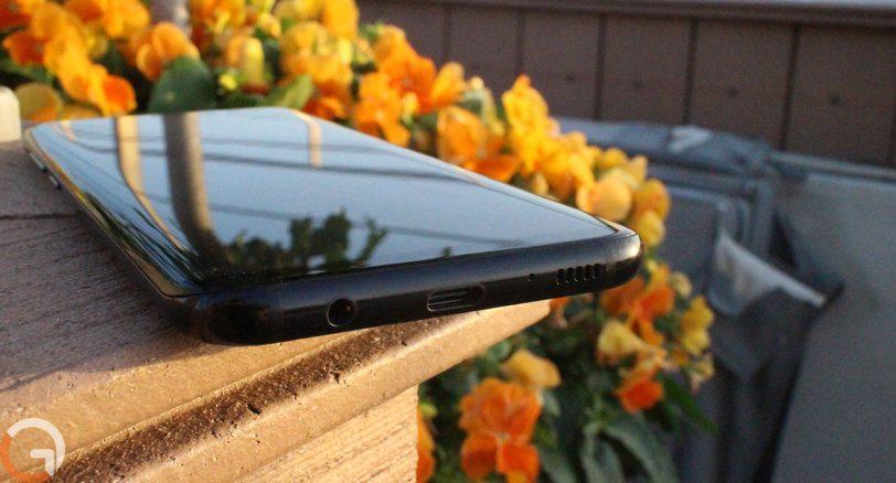 Samsung Galaxy S8 Plus (צילום: רונן מנדזיצקי, גאדג'טי)