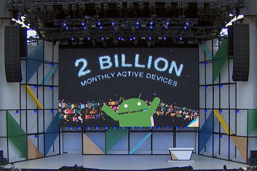 2 מיליארד מכשירי אנדרואיד