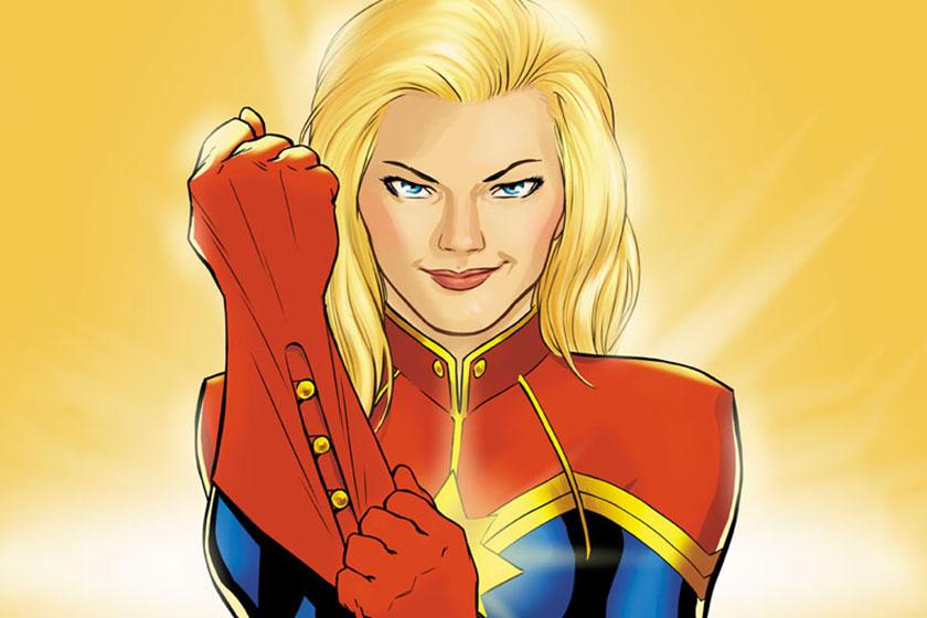קפטן מארוול (תמונה: Marvel)