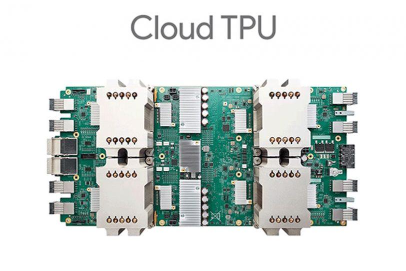 שבב ה-Cloud TPU של גוגל