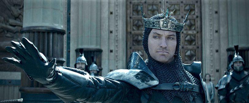"""מתןך """"קינג ארתור: אגדת החרב"""" (תמונה באדיבות גלובוס מקס)"""