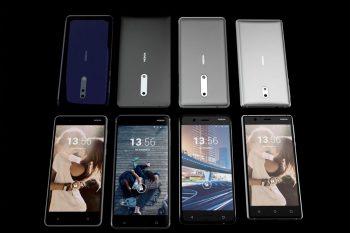 דגמי ה-Nokia 9 וה-Nokia 8 נחשפים בסרטון וידאו חדש