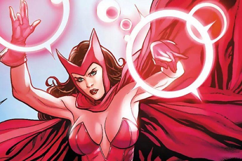 וונדה מקסימוף (מקור: Marvel)