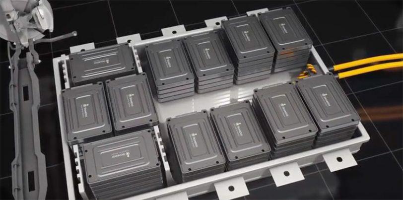 סוללות הרכב של סטורדוט (תמונה: Storedot)