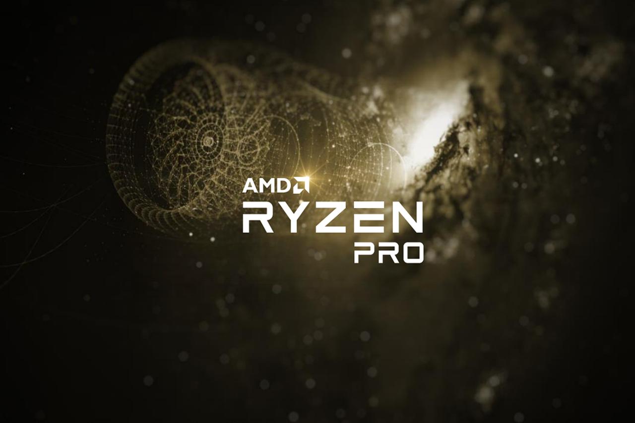 מעבדי ה-AMD Ryzen Pro
