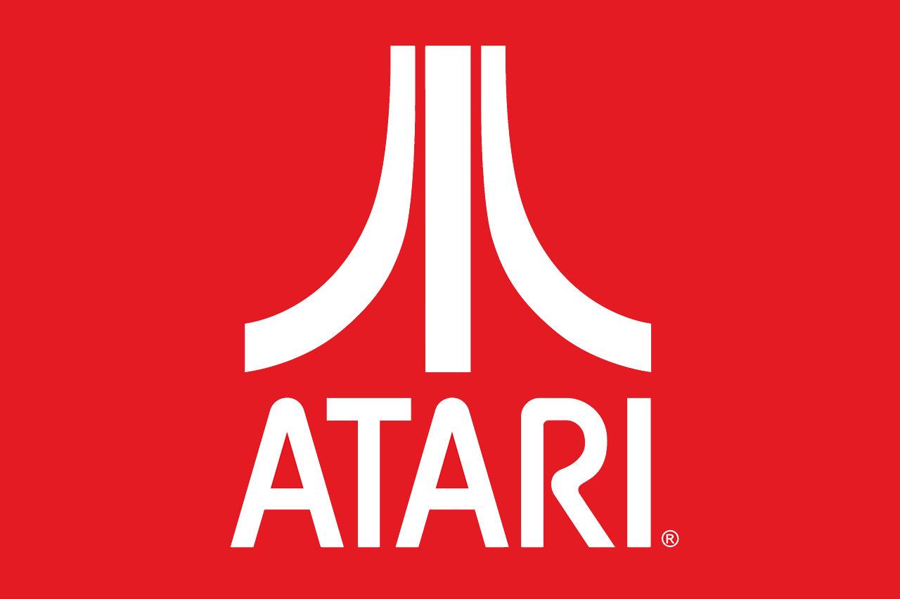 לוגו חברת אטארי