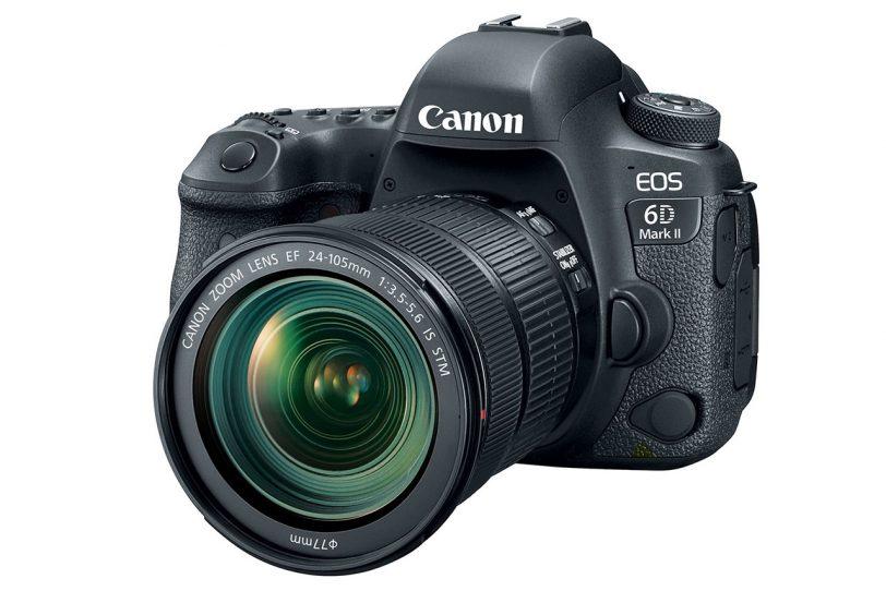 מצלמת 6D Mark II (תמונה: Canon)