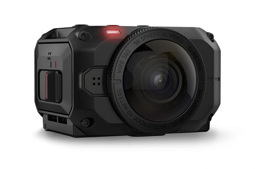 מצלמת אקסטרים VIRB 360 (תמונה: Garmin)