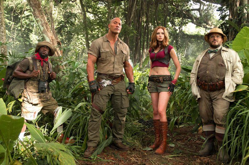 ג'ומנג' 2017י: ברוכים הבאים לג'ונגל (תמונה באדיבות Sony Pictures)