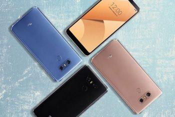 מיתוג מחדש: סדרת הדגל הבאה של LG לא תקרא בשם LG G7