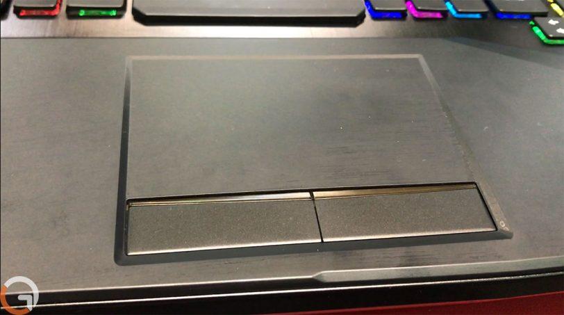 מחשב MSI GT75VR Titan (צילום: רונן מנדזיצקי, גאדג'טי)