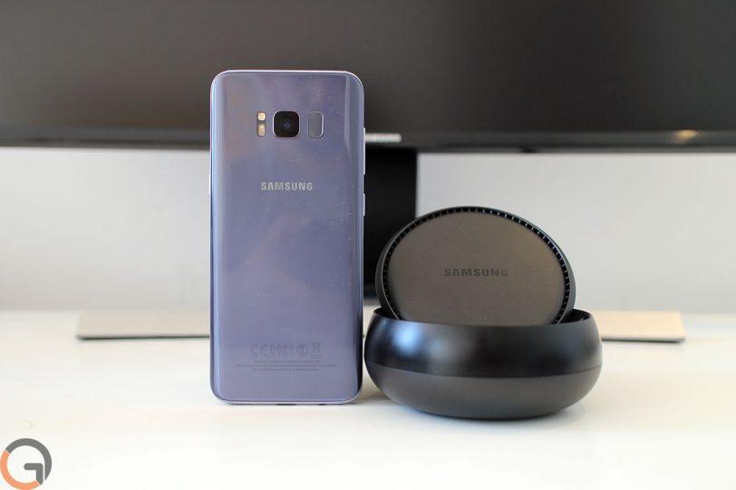 Samsung DeX (צילום: רונן מנדזיצקי, גאדג'טי)