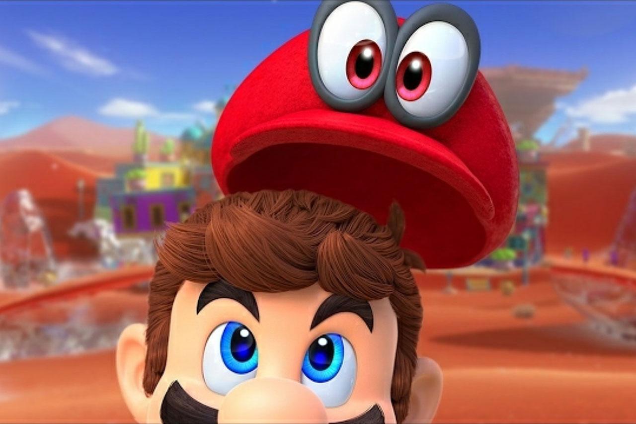 Super Mario Odyssey (תמונה: Nintendo)