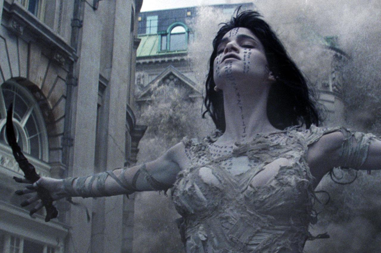 """מתוך """"המומיה"""" (תמונה מטריילר באדיבות Universal Pictures)"""