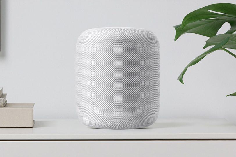 רמקול HomePod (תמונה: Apple)