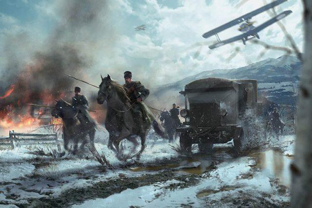 דיווח: DICE בודקת מצב באטל-רויאל למשחק Battlefield הבא