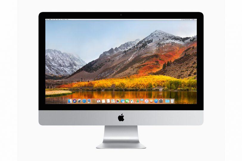 מערכת ההפעלה macOS High Sierra (תמונה: Apple)