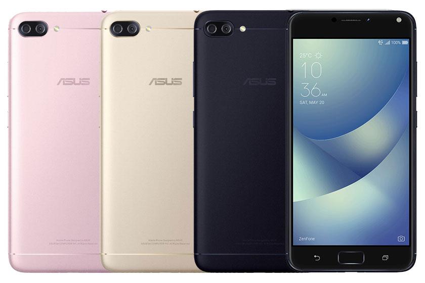 Zenfone 4 Max (תמונה באדיבות ASUS)