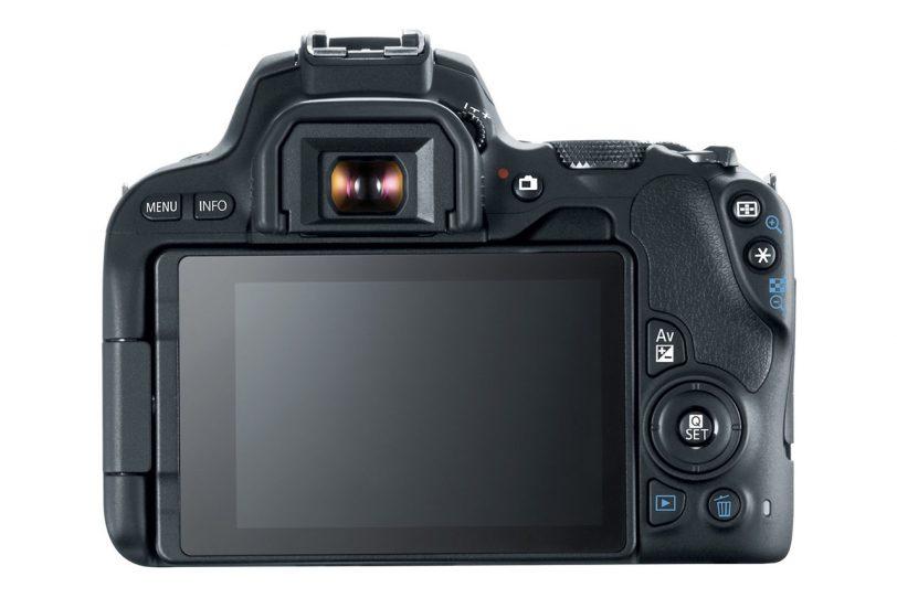 מצלמת EOS 200D (תמונה: Canon)