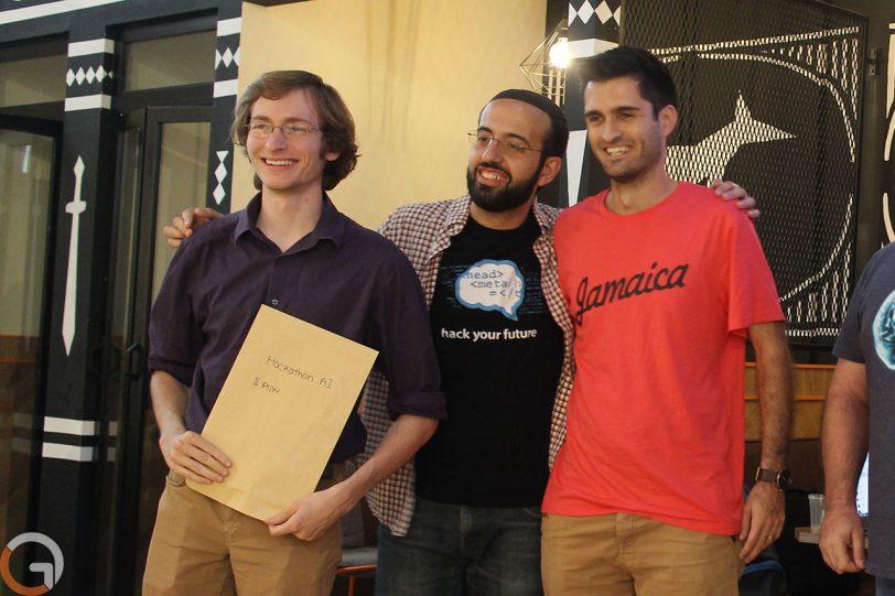 צוות המפתחים של SUMMIT (צילום: רונן מנדזיצקי, גאדג'טי)