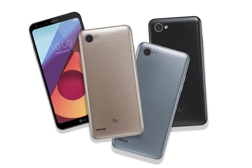 LG Q6 Alpha (תמונה: :LG Electronics)