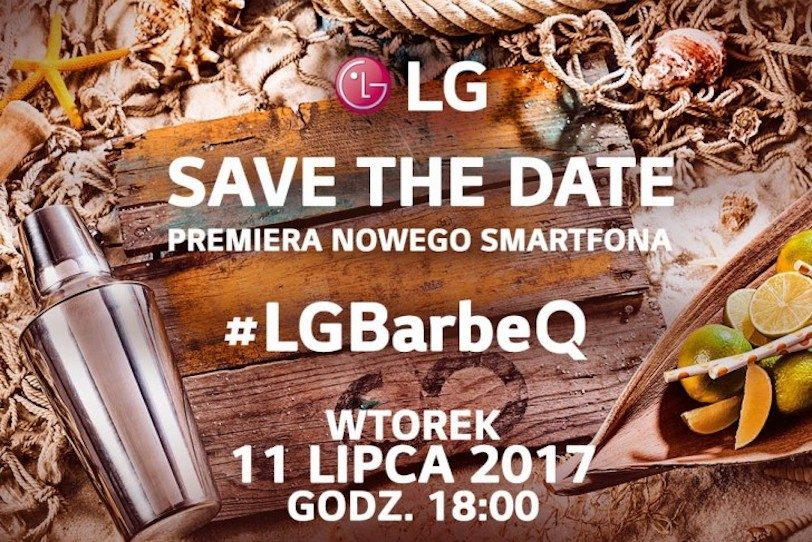 ההזמנה לאירוע ההכרזה על ה-LG Q6