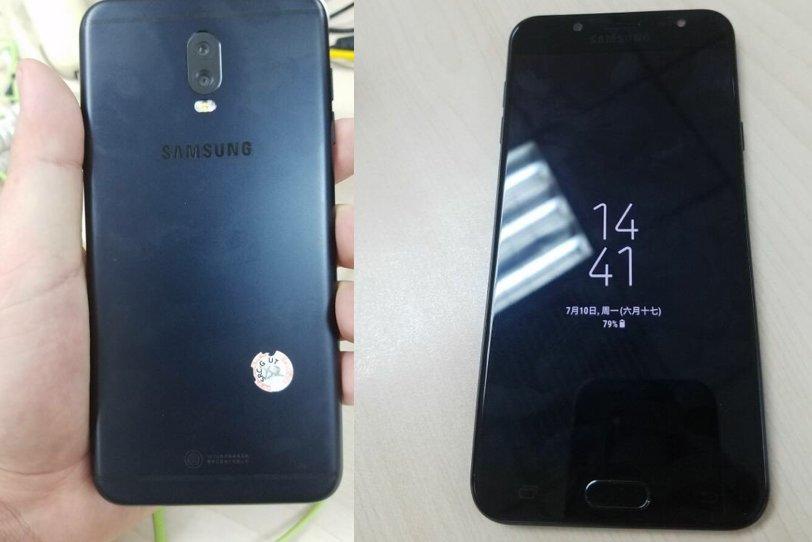 Galaxy J7 2017 עם 2 מצלמות בגבו (הדלפה)