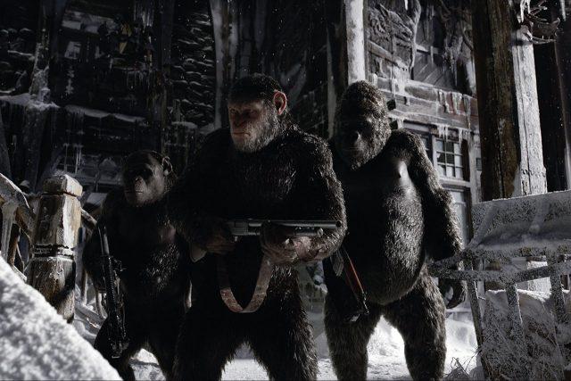 ביקורת סרט: כוכב הקופים המלחמה – סרטי קיץ לא חייבים להיות שמחים